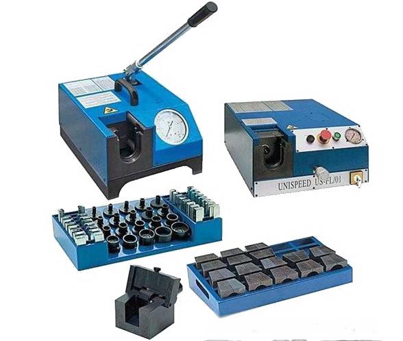 原装进口液压卡套预装机